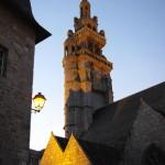 Centre-ville de Roscoff