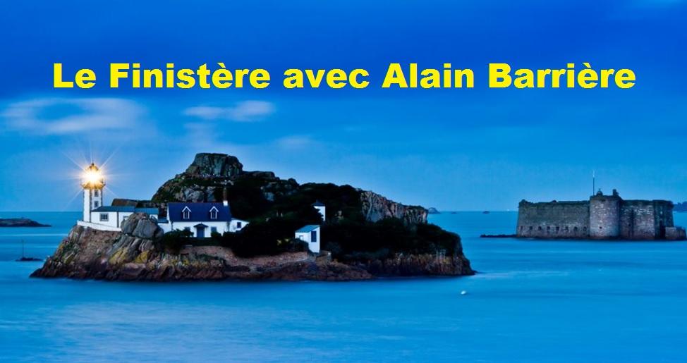 finistère avec Alain Barrière