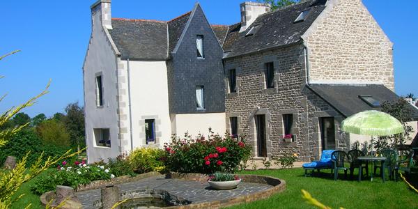 Au Jardin De Cr 233 Ach Avel Chambres D H 244 Tes En Bretagne 224